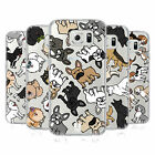 HEAD CASE DESIGNS DOG BREED PATTERNS SOFT GEL CASE FOR SAMSUNG PHONES 1