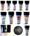 Licensed 14oz Travel Tumbler Cup Mug Slider Top New - Choose Team on eBay