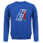 No Pane No Gain - Kids / Childrens Jumper / Sweater - Funny / Window - 8 Colours