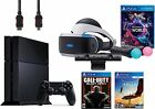 VR Launch Bundle,PlayStaion4 Call of Duty Black Ops III,VR Game Disc Eagle Fligh