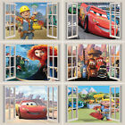 CARS BOB THE BUILDER Window Frame Wall Art Sticker Decal Mural Transfer Graphic