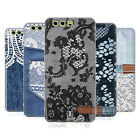 HEAD CASE DESIGNS JEANS AND LACES SOFT GEL CASE FOR HUAWEI P10 PLUS