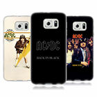 OFFICIAL AC/DC ACDC ALBUM COVER SOFT GEL CASE FOR SAMSUNG PHONES 1