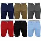 Mens Chino Shorts Stallion Cotton Summer Half Pant Casual Designer Branded New