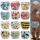 NEW Reusable Swim Nappy Cover Wrap Diaper Pants Nappies Swimmer Newborn/Toddler