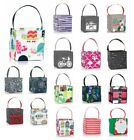 New Thirty one Littles carry-all Caddy utility tote bag 31 gift Red swirl more