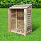 Greetham 4ft Outdoor Wooden Log Store ***Clearance Stock***