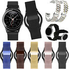 Stainless Steel / Leather Watch Band Strap For Samsung Galaxy Gear S2 Classic UK