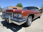1973+Cadillac+DeVille+NO+RESERVE+AUCTION+%2D+LAST+HIGHEST+BIDDER+WINS+CAR%21