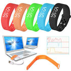 W6 Bluetooth Smart Watch Health Pedometer Wearable Sports Bracelet For Android