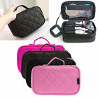 Women Multifunction 2-layer Travel Cosmetic Bag Makeup Case Toiletry Organizer