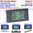 Внешний вид - DC Combo LCD Panel Meter Car Solar System Battery Voltage Current Power Monitor