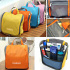 Wash Bag Cosmetic Toiletry Toiletries Case Travel Storage Organizer Hanging Bag