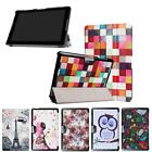 Folio Stand Painted Leather Case Cover Skin For Acer Iconia One 10 B3-A30 Tablet