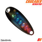 Assorted Colors DAIWA CRUSADER GEKIATSU 4 g Trout Spoon