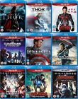Marvel Blu-Ray 3D Lot Captain America Thor Iron Man Avengers Ant-Man Guardians