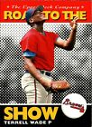 Upper Deck 94 #166 - Richmond Braves - Road to the Show - Terrell Wade