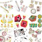 Talking Tables Deluxe Party Partyware Birthday Wedding Baby Napkins Complete Set