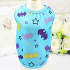 Small Dog Vest Pet Clothes Cartoon Puppy Cat T-shirt Multi-Color Style Optional
