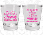 Wedding Shot Glasses Cheap Shot Glass (32) Happily Every After