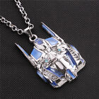 Transformers Optimus Prime Mask Enamel Chain Pendant Necklace Jewelry Gift - Time Remaining: 10 days 6 hours 38 minutes 39 seconds
