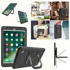 Tuatara Shockproof Case Cover with Built-in Screen Protector For iPad 5th 9.7""