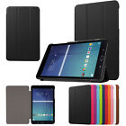 Slim PU Leather Case Stand Cover Shell For Samsung Galaxy Tab E 9.6 inch SM-T560