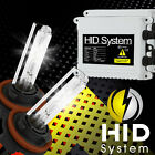 HIDSystem XENON LIGHT 35W SLIM HID KIT 5K 5000K White H4 H7 H11 9006 H13 H1 880