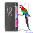 Full Cover Tempered Glass Screen Protector For Sony Xperia X / XZ / XP Ultra