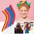Flexi Rods Hair Roller Foam Curler 9 in long 10 rods per Pack