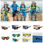 USA  Outdoor  Lens Polarized UV400 Cycling Sunglasses  Bike Riding Goggle