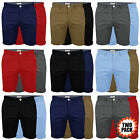 Mens Chino Shorts Cotton Half Pant Casual New Summer Cargo Combat Jeans Stallion