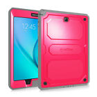 Rugged Dual Layer Hybrid Full Case Cover For Samsung  Galaxy Tab A 9.7'' / 8.0''