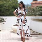 Womens Fashion Long Dress Celeb Sexy Maxi Ladies Summer Beach Party Prom Dresses