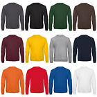 Unisex B&C Collection Crew Neck Long Sleeved Top Quality Sweatshirts Size XS-4XL