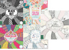 FIRST EDITION | DOVECRAFT PAPER CARD PADS 12 X 12 SAMPLES & FULL BOOKS | *NEW*