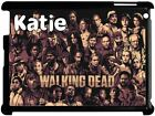 Personalised Kids Walking Dead Ipad Mini 1/2/3 Case, Add any name!!