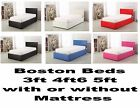 Boston | 3ft Ottoman Storage Bed | Bedroom Furniture | Variety Of Colors