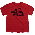Star Trek Next Generation TNG I'M NUMBER ONE BOYS & GIRLS T-Shirt S-XL on eBay
