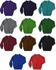 CLEARANCE SALE Sweater Cardigan Button Up Childrens Kids Plain Heavy ES2