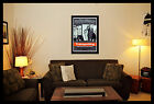 TRAINSPOTTING MOVIE WALL ART POSTER PICTURE VARIOUS SIZES, FRAMED OR UNFRAMED