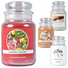Yankee Candle Large Classic Jar Festive Fragrances Home Scent Christmas 623g
