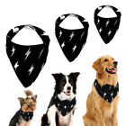 Dog Bandana Collar Small Large Pet Dog Bandana Scarf Tie Collar for Dogs Cats