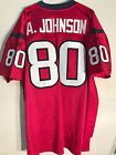 NFL Andre Johnson Houston Texans Authentisch American Football Shirt Trikot