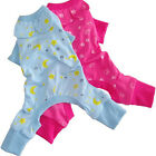 Dog Pajamas Pet Clothes Puppy Coat Cat Jumpsuit Pet Supplies Products FR0
