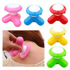 Mini Electric Handled Wave Vibrating Massager USB Battery Full Body Massage JR
