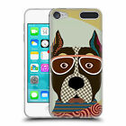 OFFICIAL LANRE ADEFIOYE DOGS 1 SOFT GEL CASE FOR APPLE iPOD TOUCH MP3