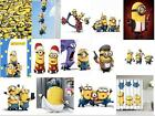 Minions From Despicable Me Various Designs Bathroom Shower Curtain Polyester
