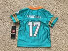 NEW Miami Dolphins RYAN TANNEHILL kids toddler jersey 3T 4T