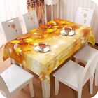 3D  Leaf  4411 Tablecloth Table Cover Cloth Birthday Party Event AJ WALLPAPER AU
